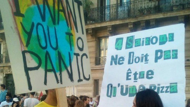 Changement-climatique,manifestation,Paris17
