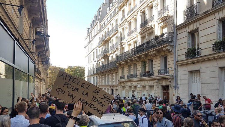 Changement-climatique,manifestation,Paris7