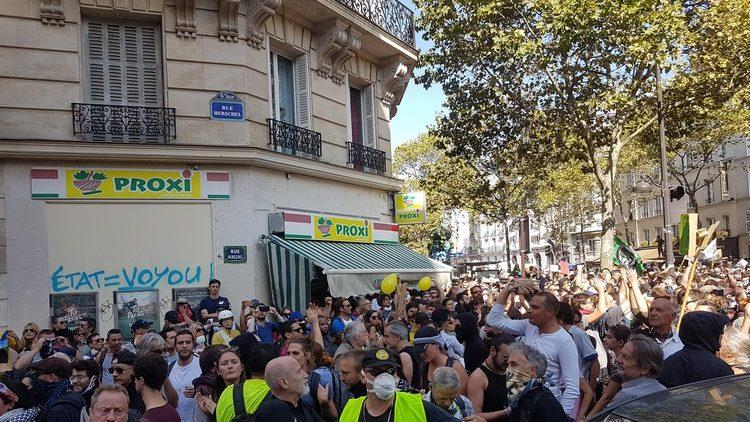 Changement-climatique,manifestation,Paris8