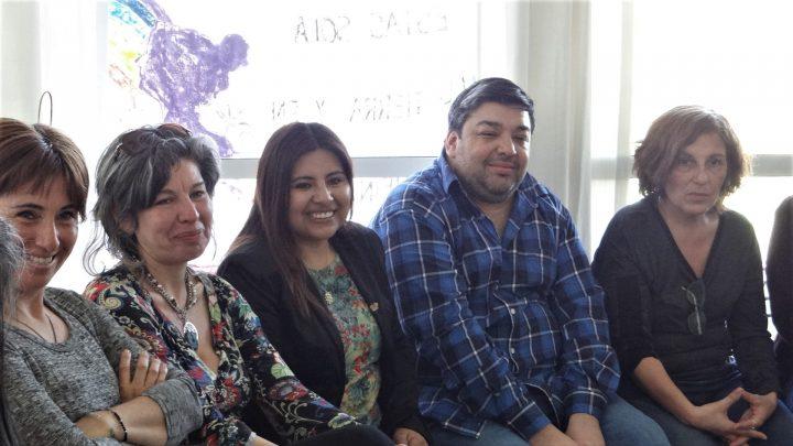 Video: Con Ester Torrico Peña, Cónsul de Bolivia, celebrando la Primavera en Parque Carcarañá, Argentina