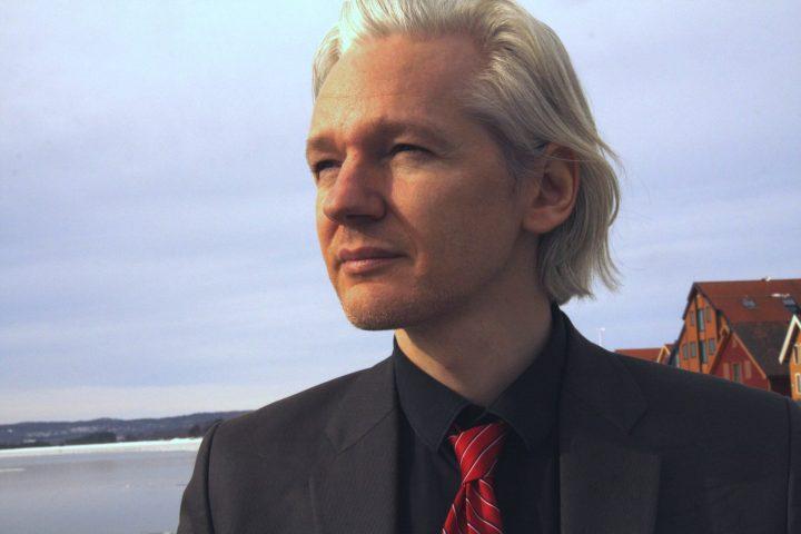 Un héros de notre temps, Julian Assange