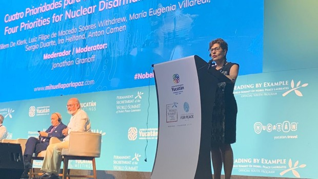 Nobel Peace Laureates Summit Stresses the Urgent Need to Prevent Nuclear War