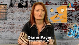 Face 2 Face with Diane Pagen