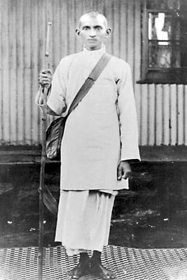 Liderazgo Político Comparativo: Gandhi vs. Líderes Contemporáneos