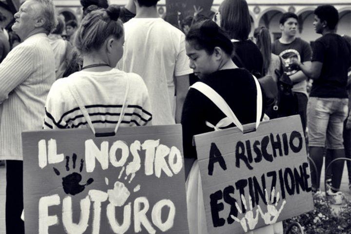 """Lettera aperta al popolo dei giovani italiani del """"Fridays for Future"""""""