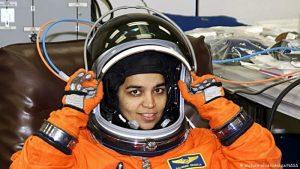 Primeras mujeres en el espacio