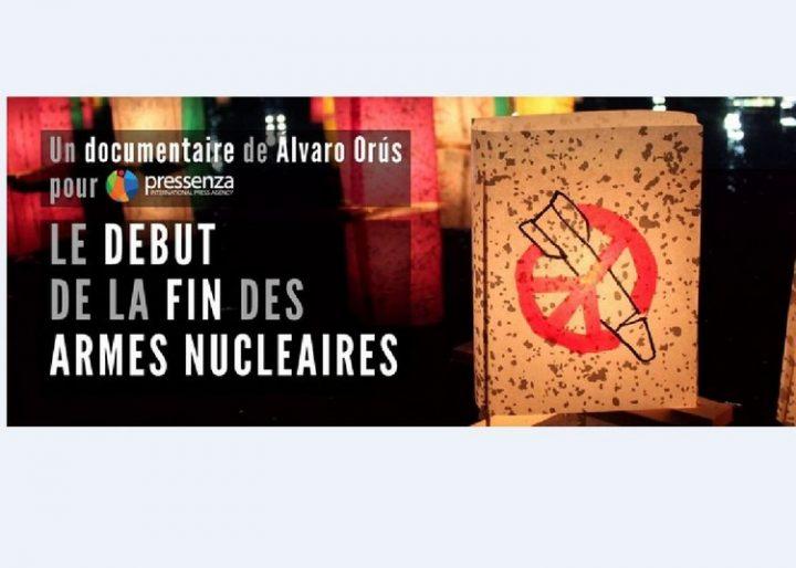 Le film «Le début de la fin des armes nucléaires» présenté à Berlin