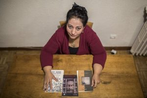 Maysun Shukair: poesía para después de una guerra