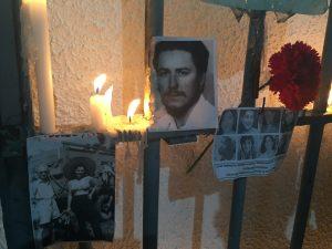 Tomás Hirsch: omaggio alle vittime della dittatura civico-militare cilena