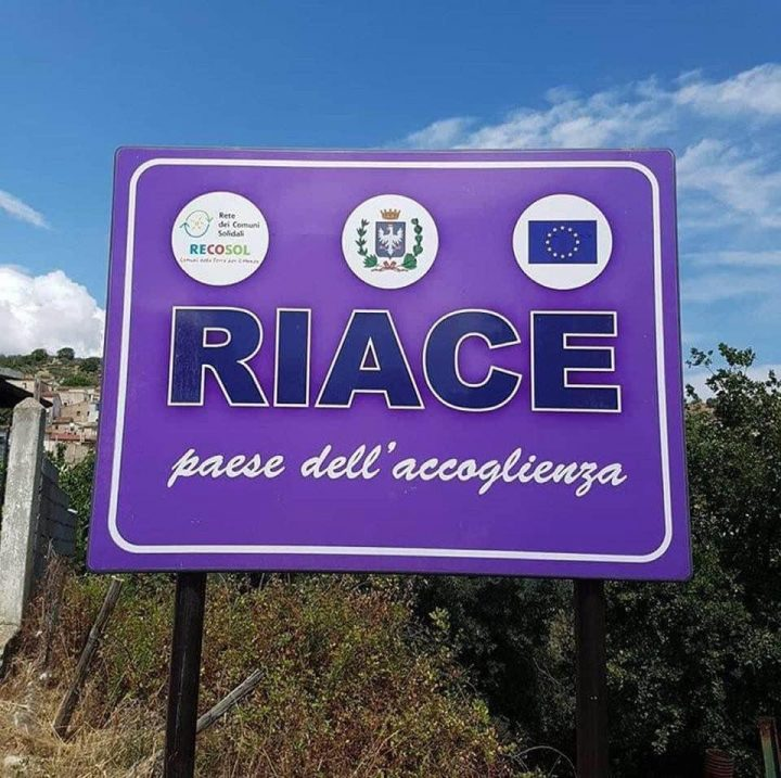 Benvenuti a Riace, paese dell'accoglienza!