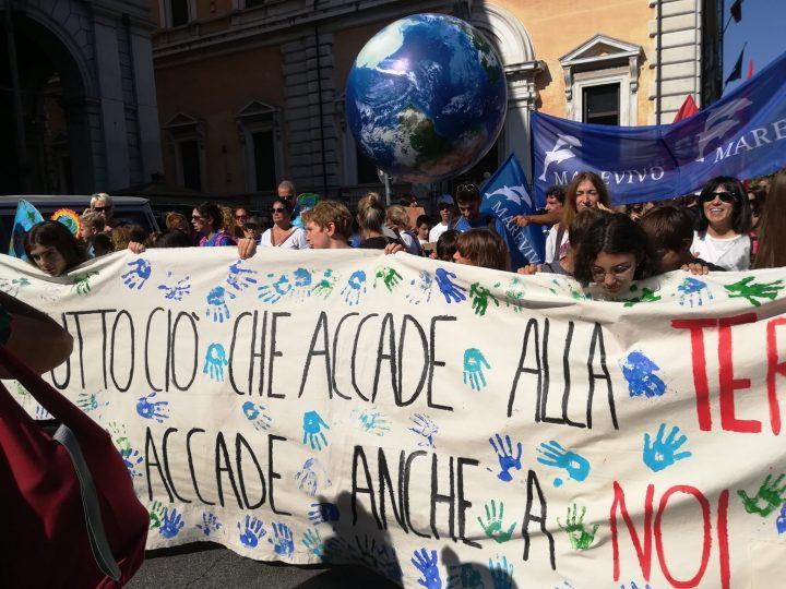 Da tutta Italia le foto del più grande Friday for Future