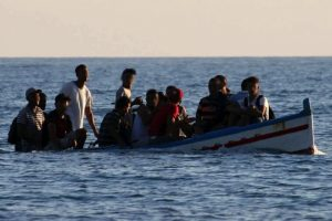 Migranti. Cronache di sbarchi, pattugliamenti e patimenti