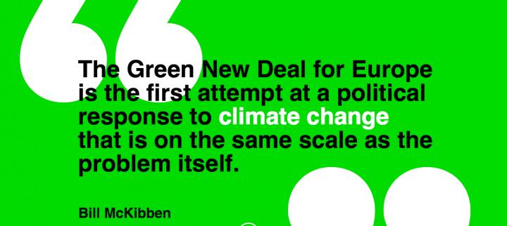 """DiEM25: il """"Green New Deal per l'Europa"""" diventa campagna di pressione"""