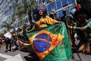 """Sonia Guajajara na ONU: """"A luta pela Mãe Terra é a mãe de todas as lutas"""""""