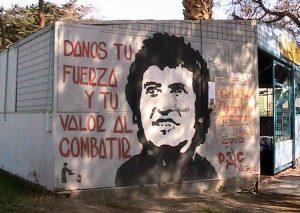 El sacrificio de amor de Víctor Jara