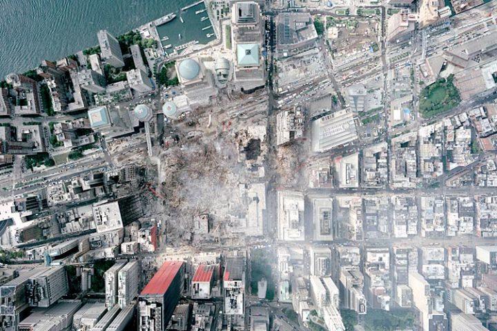 [New York] 11 septembre 2001 : l'effondrement du bâtiment 7, une affaire encore ouverte