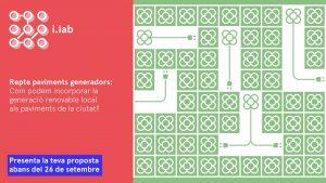 Barcelona convoca un concurs per a generar energia neta a partir dels paviments de la ciutat