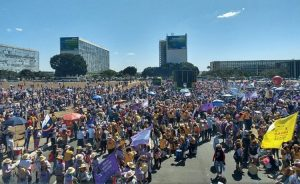 Brésil : La plus grande mobilisation des travailleuses du milieu rural en Amérique latine montre la force des femmes contre l'adversité