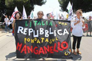 Cagliari: presidio di solidarietà antimilitarista