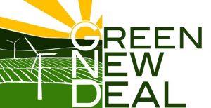 Per avere un futuro è necessario un green new deal