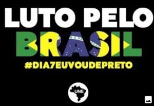 Brasile: Luto, voce del verbo Lottare