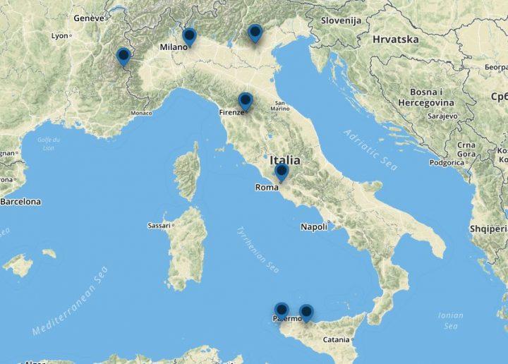 Una mappa per segnalare e conoscere tutte le iniziative sul 2 Ottobre, Giornata Internazionale della Nonviolenza