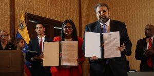 ALBA-TCP saluda acuerdos entre Gobierno y oposición de Venezuela