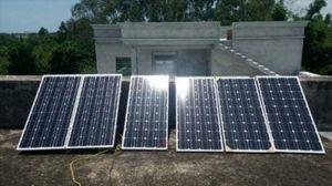Crean dispositivo que carga paneles solares en plena oscuridad