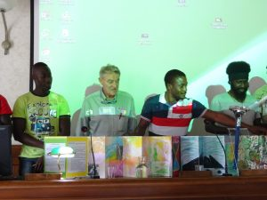 Peace Run premia la Marcia Mondiale e consegna a Rafael de la Rubia la sua fiaccola