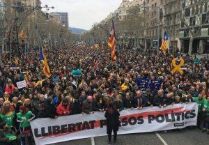 ¿Se repetirá en Cataluña el Octubre del 34?