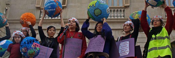 """Resultado de imagem para """"Precisamos de uma grande rede de solidariedade para combater o capitalismo e a destruição do planeta"""". Entrevista com Judith Butler"""