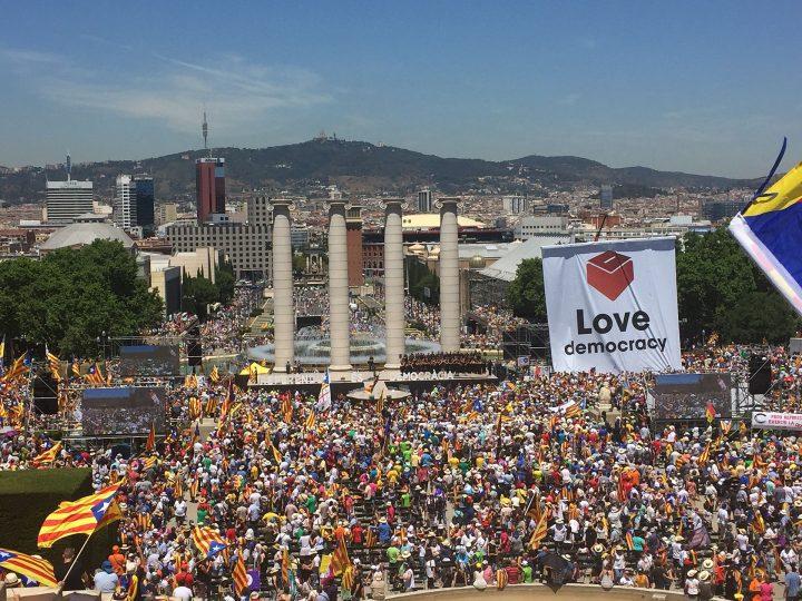 Spanish nationalism loses the plot