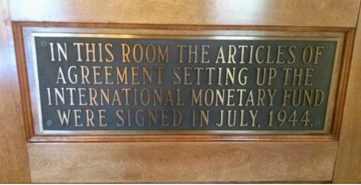 Why we must reform the IMF – before it's too late