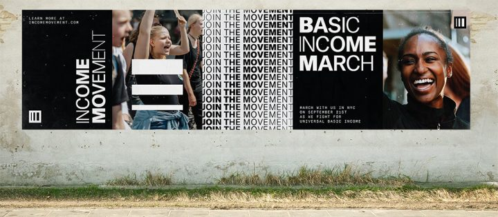 Universal Basic Income is a game changer for writers. Come march with us for it!