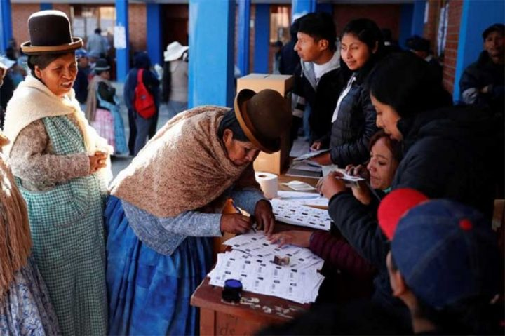 Bolivia: una cronologia e dei dati per capire