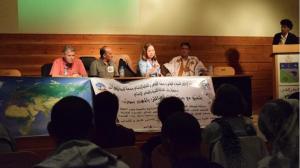 2ª Marcha Mundial pela Paz chega às portas do Sahara