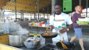 Anderlecht: Cultureghem batte sia lo spreco alimentare che la fame
