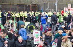 Las protestas históricas y la política actual dan esperanza al movimiento ecologista Extinction Rebellion