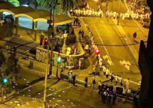 Εκουαδόρ: μη-βίαιοι ήχοι και κινήσεις ολοκληρώνουν τη 10η μέρα διαμαρτυρίας