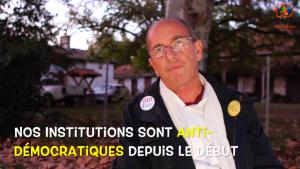 Entretien avec Etienne Chouard : Le Référendum d'Initiative Citoyenne (RIC), correcteur Démocratique?  (2/3)