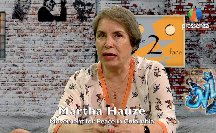 Face 2 Face with Martha Hauze