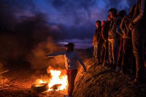 La derecha incendia la región: estallidos sociales, realidad real y realidad virtual