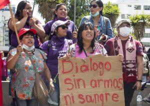 Ecuador: actualización parcial en el décimo día
