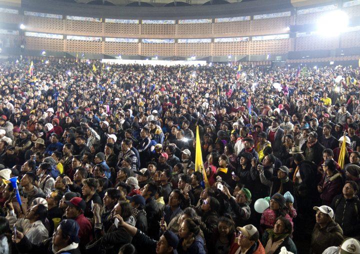 Équateur : brèves notes après les dialogues entre le Président Moreno et la Confédération des nationalités indigènes de l'Équateur CONAIE