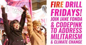Hi, I'm Jane Fonda and let's do this!
