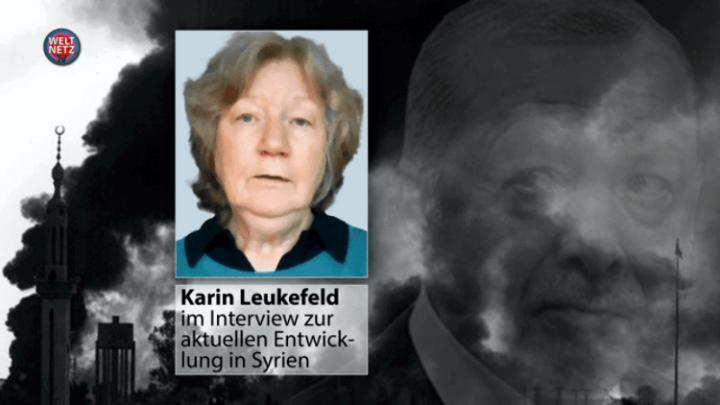 Krieg gegen Kurden – Angriff der Türkei in Syrien