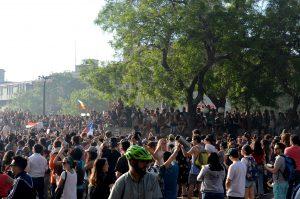 Chile: declaración de Mundo sin Guerras y sin Violencia