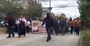 Marcha indígena ingresa a Quito