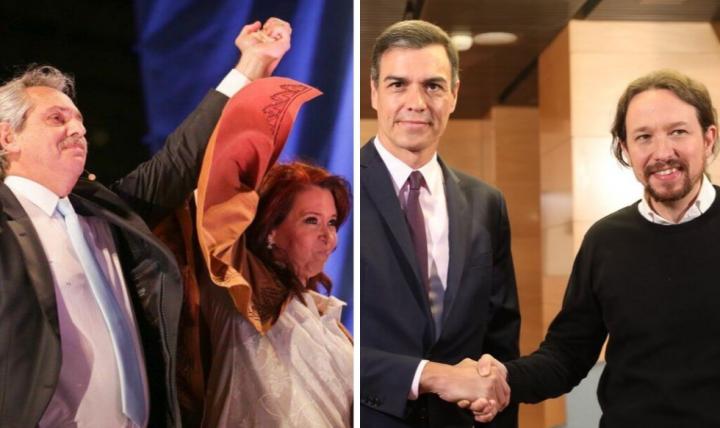 A esquerda brasileira: entre o quase sucesso argentino e o quase vexame espanhol