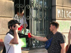 Χιλή: συναυλία και ποδηλατοδρομία διαμαρτυρίας